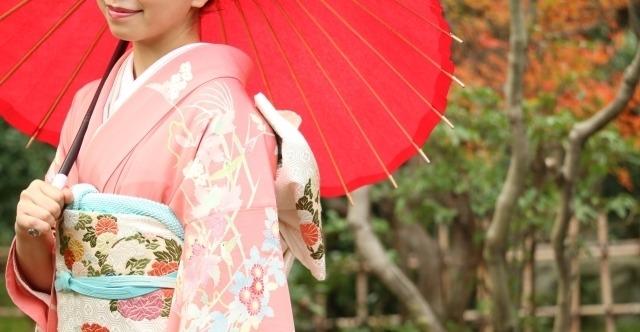 着物の女性イメージ画像